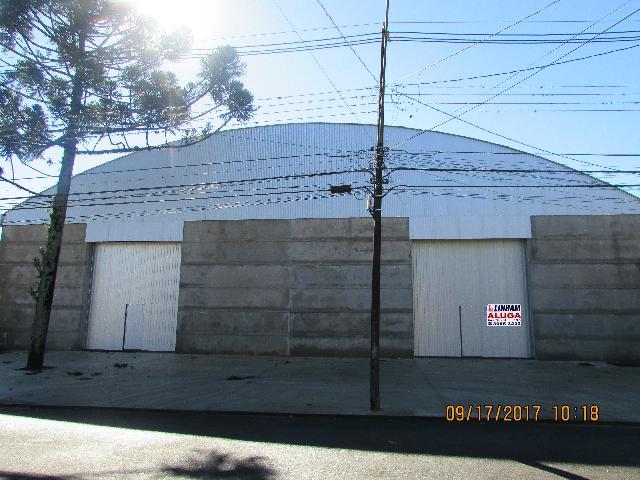 Barracão - Vila Industrial