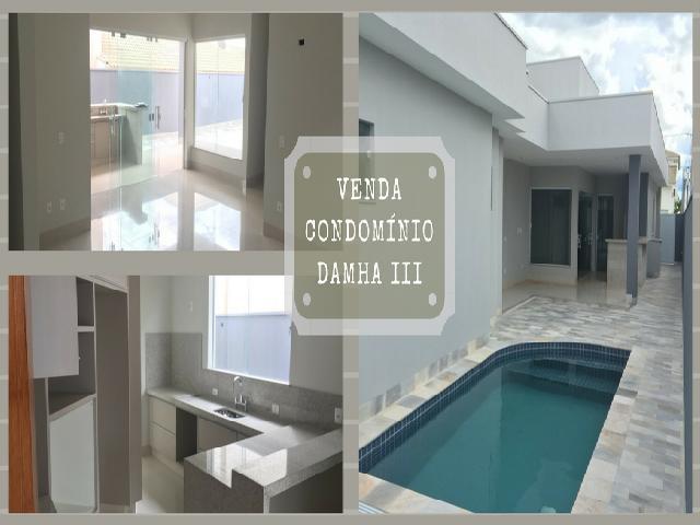 Residencia Em Condominio - Pq Resid Damha Iii