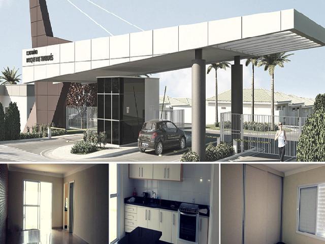 Residencia Em Condominio - Pq Resid Caranda